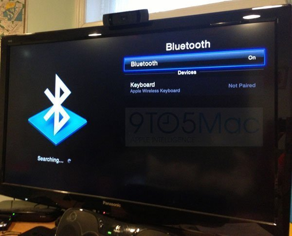 Apple TV Bluetooth