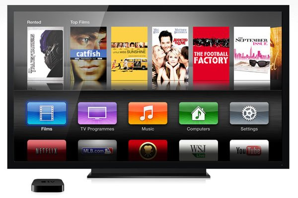 apple tv uk Apple sold 2 million Apple TVs last quarter, up 60% year over year