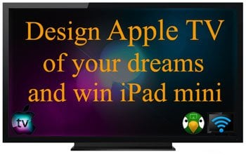 apple tv contest