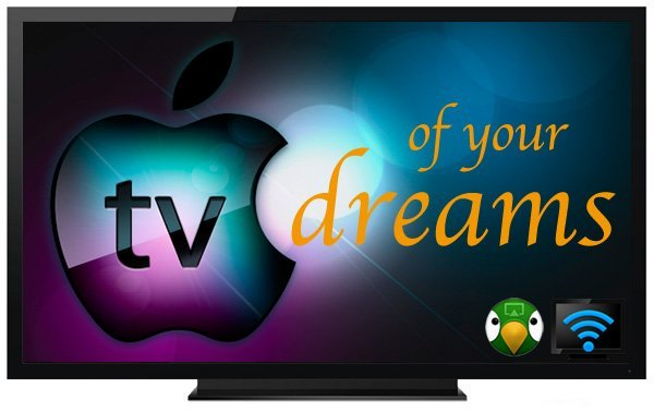 atv dreams Design the Apple TV of your dreams and win an iPad mini [contest]
