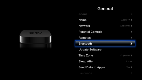 bluetooth atv 01 How to add and use a Bluetooth keyboard with your Apple TV (5.2/iOS 6.1)