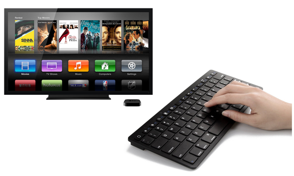 bluetooth keyboard apple tv Los 10 mejores teclados Bluetooth para tu Apple TV