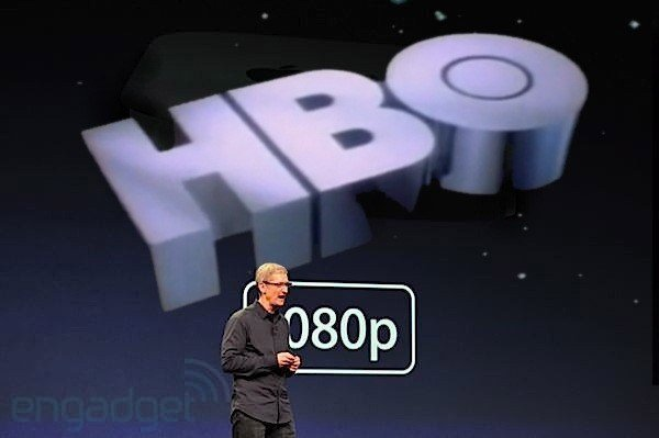 timcook hbo Apple in talks to add HBO Go content to Apple TV