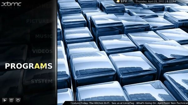 xbmc programs XBMC program add ons: a treasure trove of software 