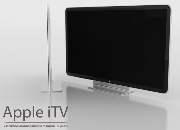 "apple itv Rumor: Apple TV set coming this year with iRing navigation pointer and ""mini iTV"" second screen for $1,500   $2,500"