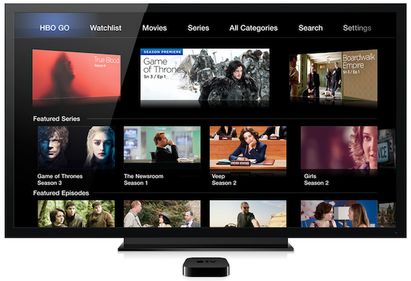 apple tv hbo go Apple TV software update 5.3 adds HBO GO, WatchESPN, SkyNews & more