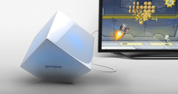gamepop consloe ios games apple tv BlueStacks GamePop console to bring iOS games to your TV
