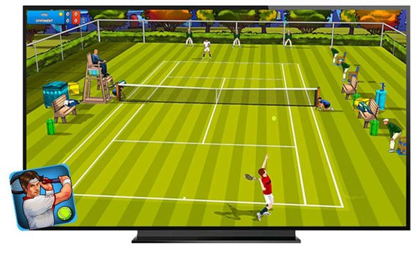 motion tennis game apple tv Motion Tennis brings Wii style gaming to Apple TV