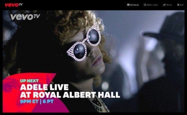 vevo tv apple tv VEVO app for Apple TV reported to be in works