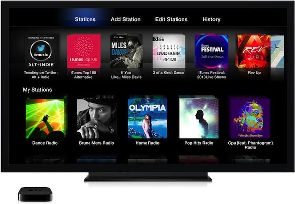 itunes radio appletv hero Apple TV 6.0 is back following a failed first attempt