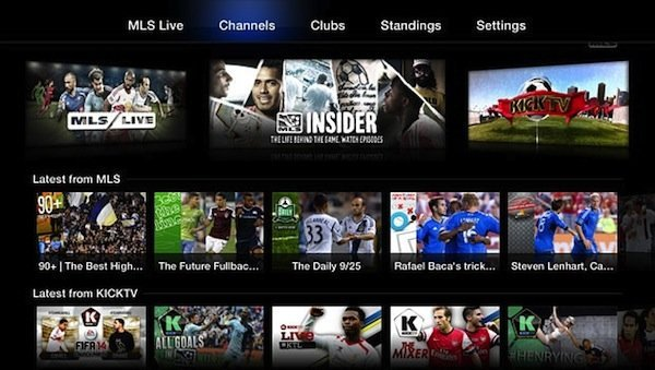 mls apple tv Major League Soccer and Disney Junior boosts Apple TV content