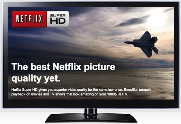 netflix super hd Netflix adds Super HD option for 3rd gen. Apple TV