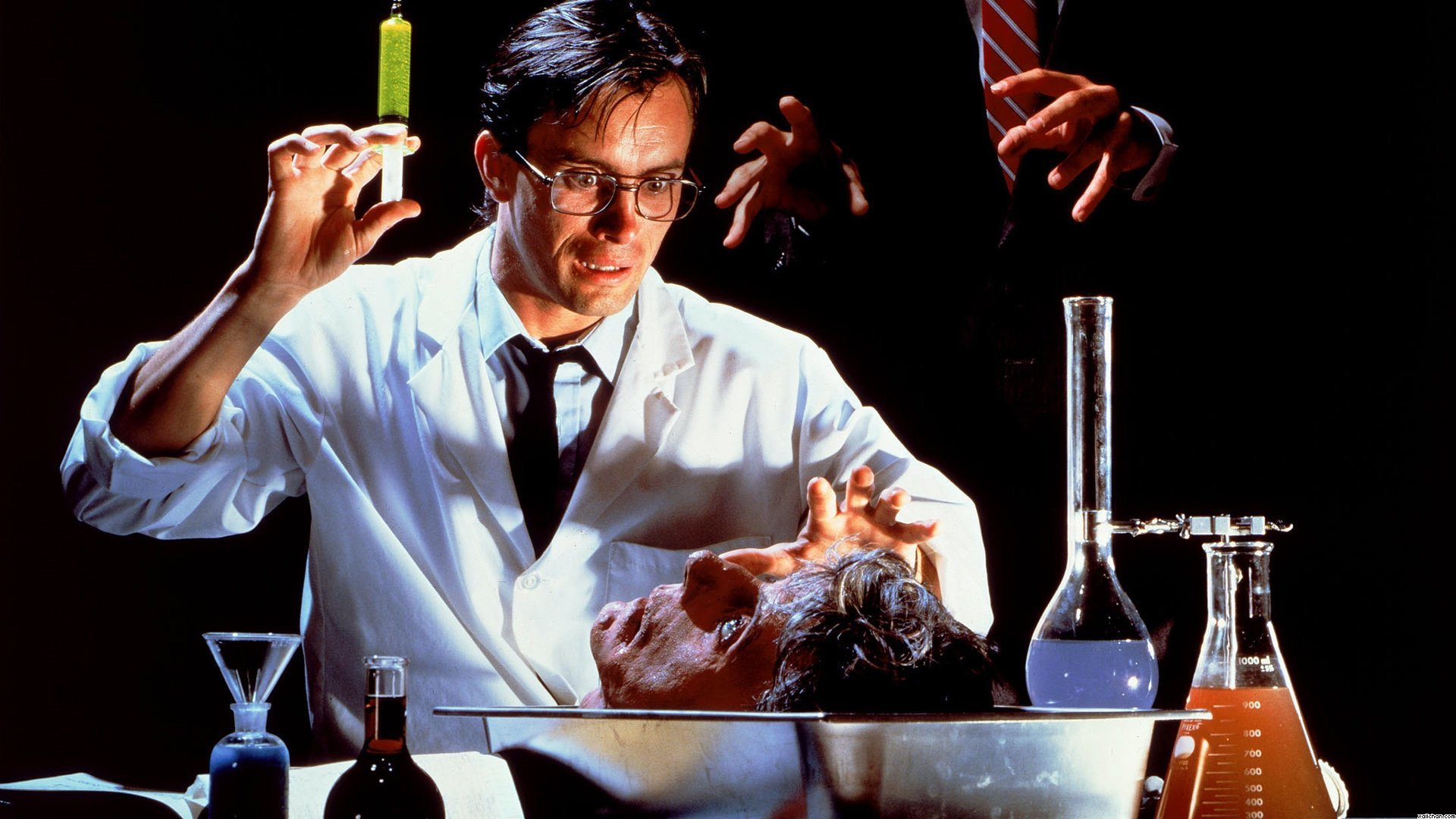 re animator What to Watch This Weekend on Netflix, Hulu Plus and iTunes with Your Apple TV (Oct. 18 – 20)