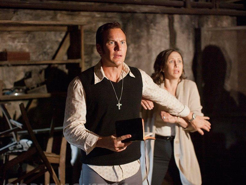 The Conjuring 2 What to Watch This Weekend on Netflix, Hulu Plus and iTunes with your Apple TV (Nov. 15 – 17)