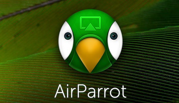 AirParrot for mac update