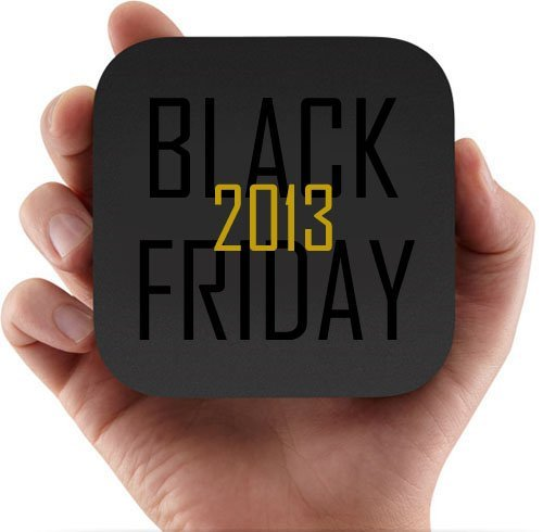 black friday 2013 apple tv Black Friday deal: Apple TV 3 available for $89