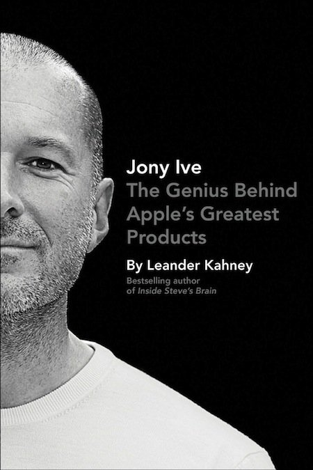 jony ive biography book Jony Ive biography goes on sale today