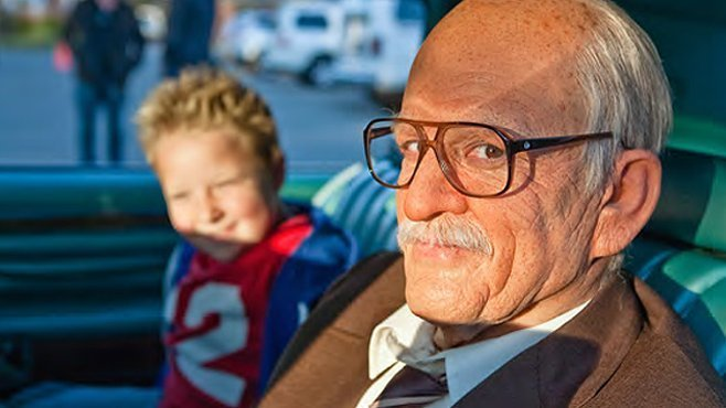 Bad Grandpa 1 What to Watch This Weekend on Netflix, Hulu Plus and iTunes with Your Apple TV (Feb. 7   9)