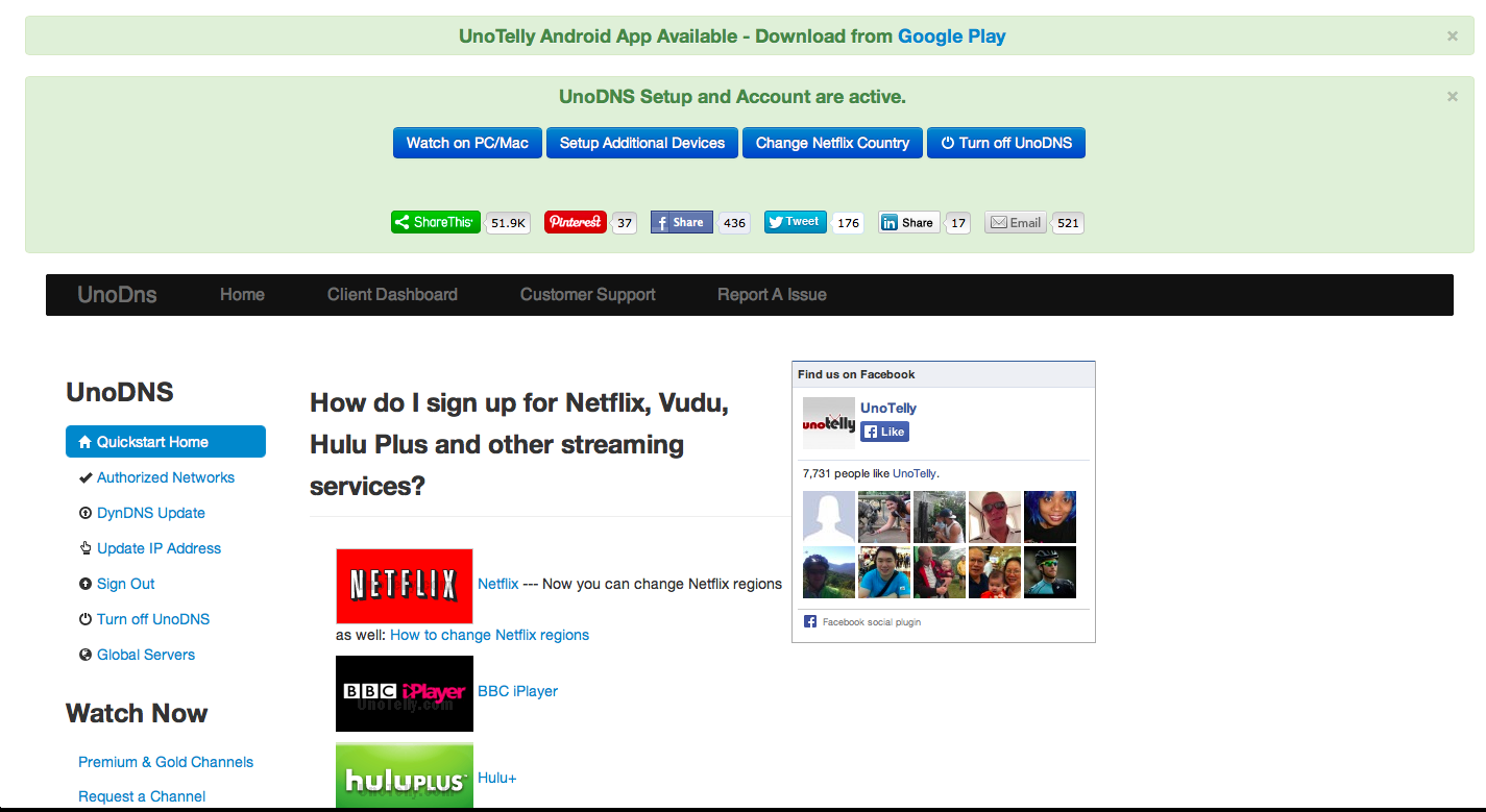 How To Watch Netflix Hulu Plus HBO Go And Other USonly Services - Us zip code for hulu plus