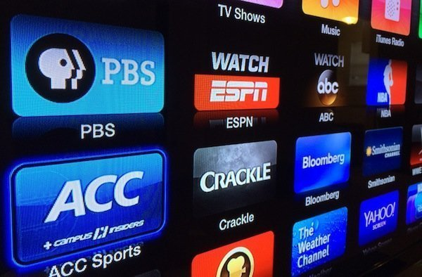 ACC Sports on Apple TV