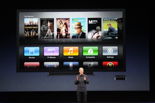 appletv Apple TV purchases to come with $25 iTunes card as Tim Cook says Apple TV is no longer a hobby [updated]