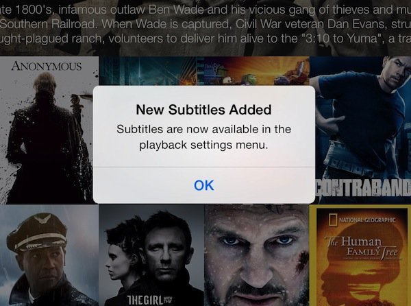 infuse 222 subtitles Infuse brings some of the most wanted features in 2.2.2 update