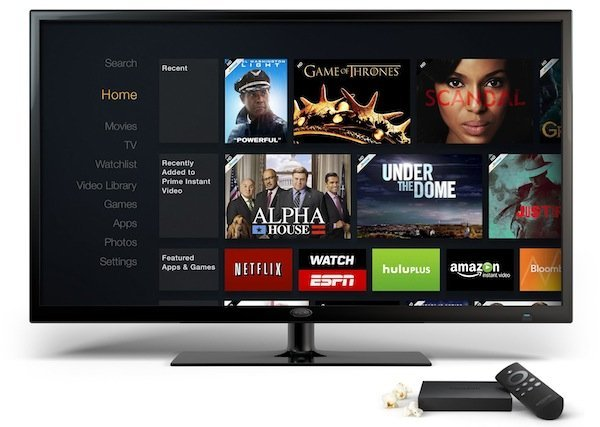 Amazon Fire TV Amazon releases Fire TV: should Apple be worried?