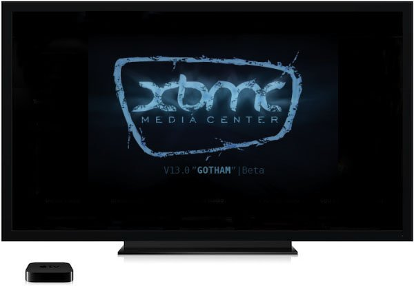 XBMC on Apple TV