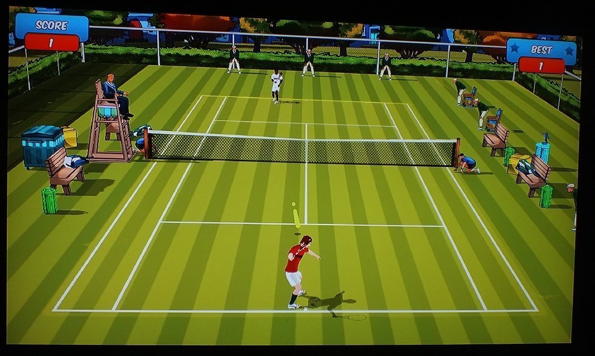 Motion Tennis 3