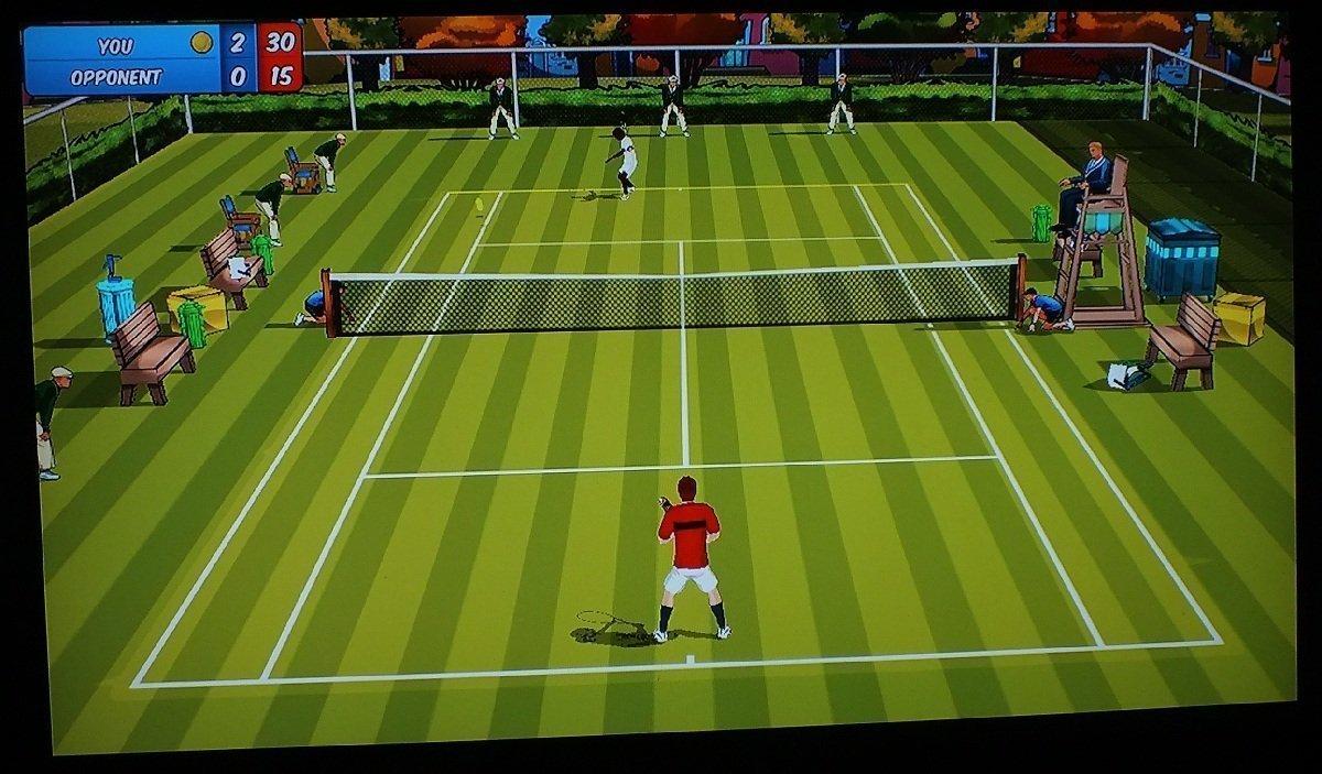 Motion Tennis 4
