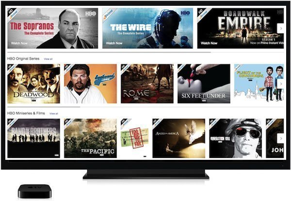 apple tv hbo amazon prime HBO shows now available on Amazon Instant Video   watch it on your HDTV via Apple TV