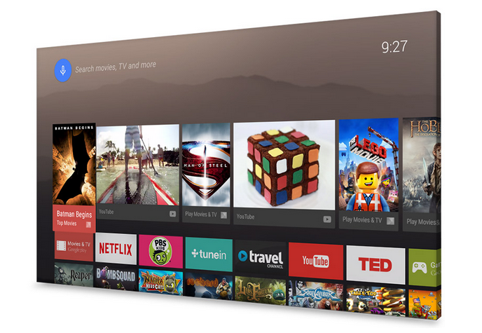 android tv Android TV is Googles answer to Apple TV
