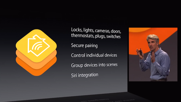 HomeKit support for Apple TV