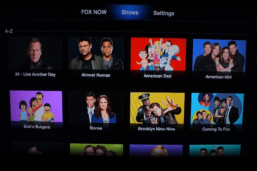 fox now and cnbc channels arrive on apple tv