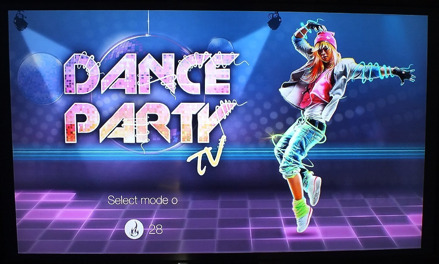 Dance Party for Apple TV Review 1 Dance Party for Apple TV Review   Wii style gaming!