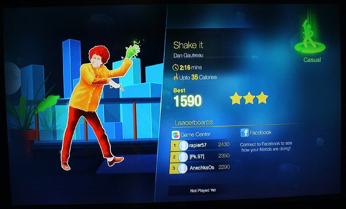 Dance Party for Apple TV Review 3