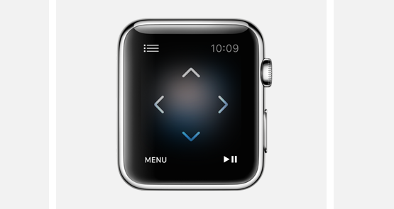 Apple Watch Apple TV Remote