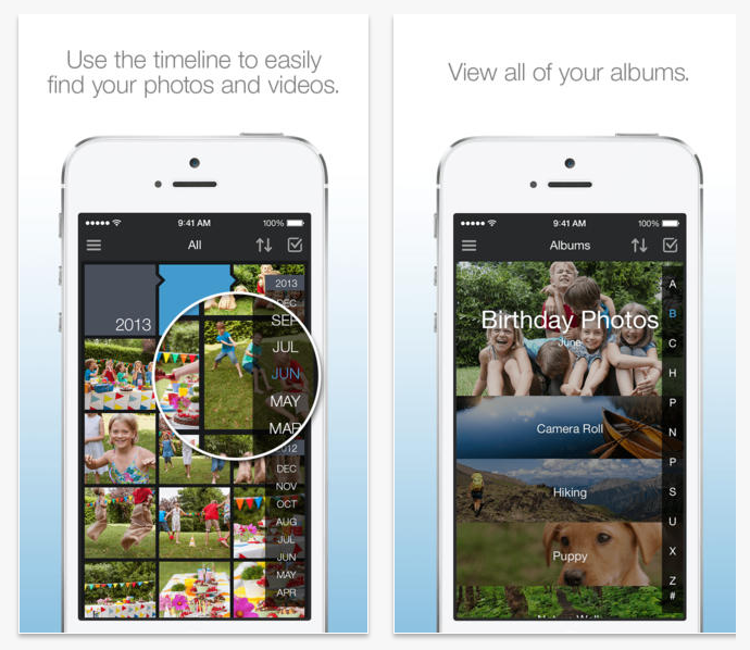 Cloud Drive Photos Amazon Cloud Drive Photos iOS app updated with AirPlay support