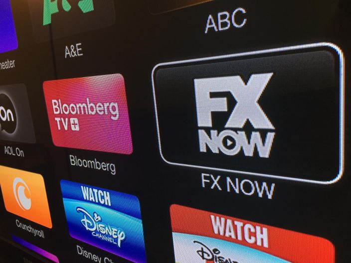 FX NOW on Apple TV