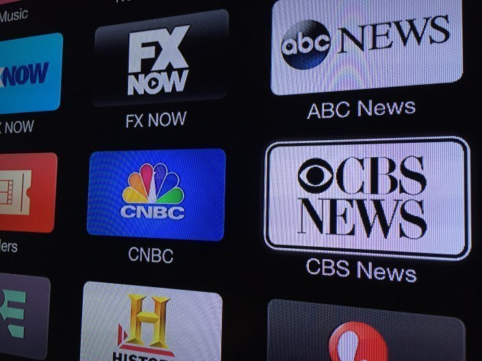 img 2143 Apple TV picks up the CBS News Channel