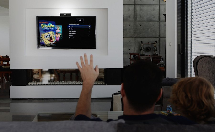 onecue onecue lets you control your Apple TV with hand gestures