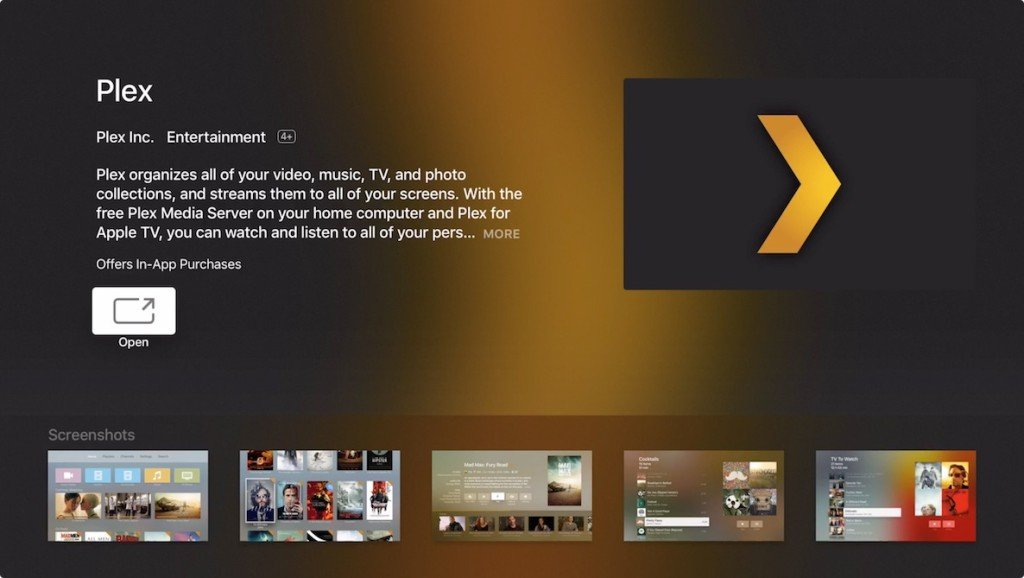 Plex-on-new-Apple-TV-4