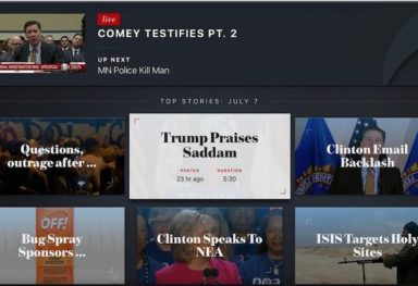 CBS News Apple TV