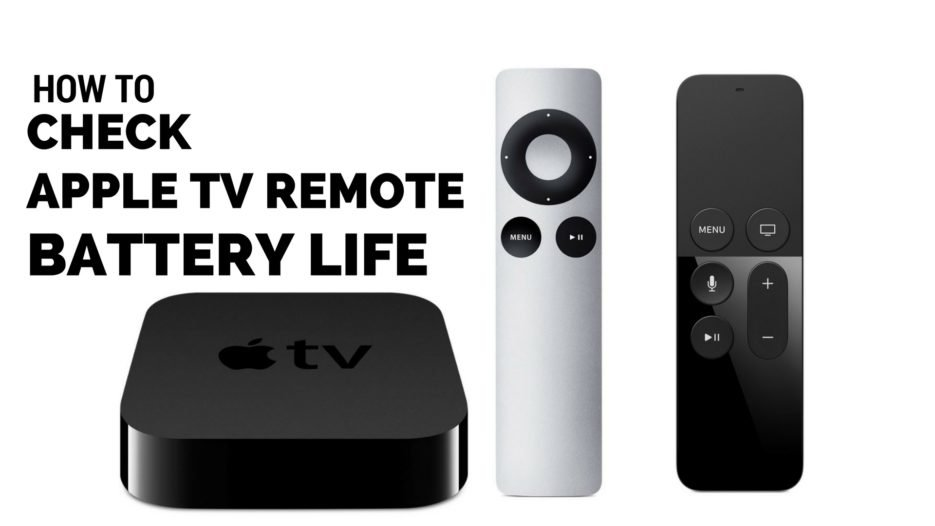 Apple TV Remote Battery Life