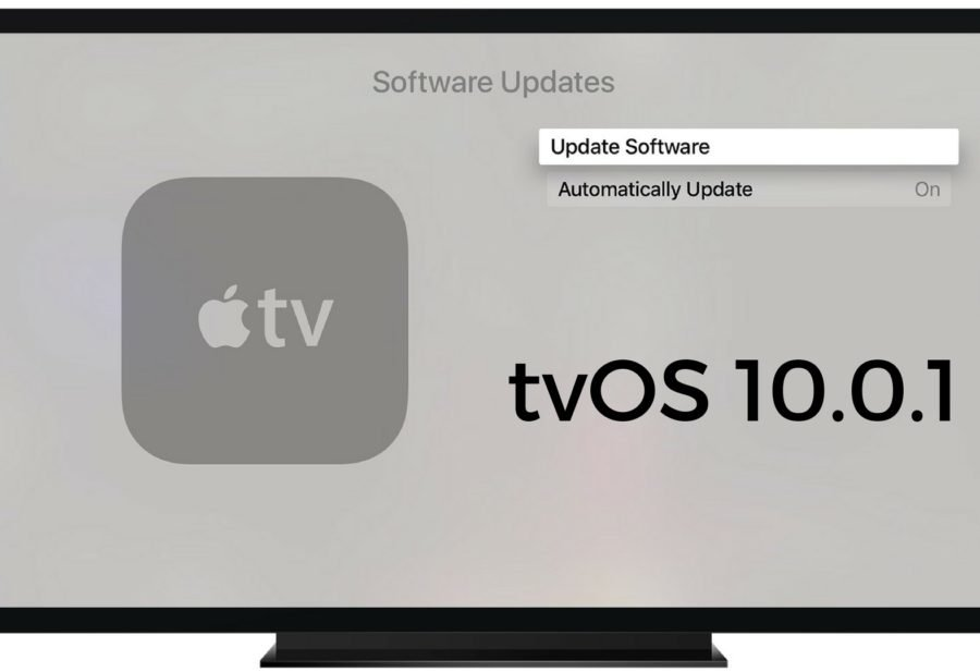 tvOS 10.0.1 Update