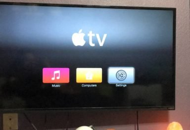 Apple TV Issue