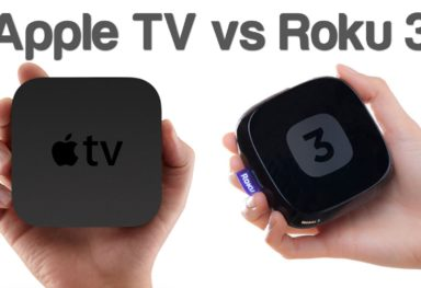 Apple TV 4 vs. Roku Ultra