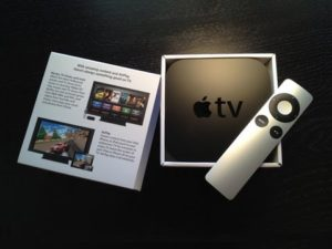 A quick look at the Apple TV 3rd Generation