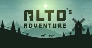 Alto's Adventure main screen