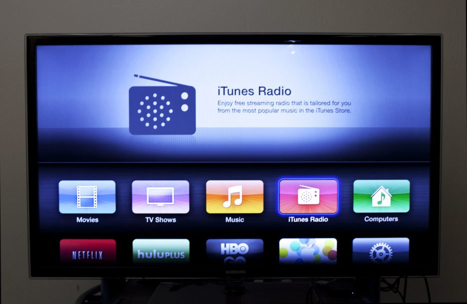 update apple tv OS